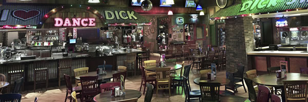 Dicks Last Resort Bar