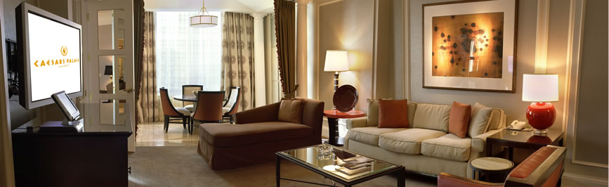 Las Vegas Caesars 1 2 Bedroom Suite Deals