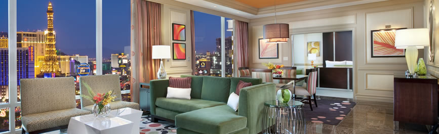 Mirage Two Bedroom Tower Suite Las Vegas Mirage 1 & 2 Bedroom Suite Deals