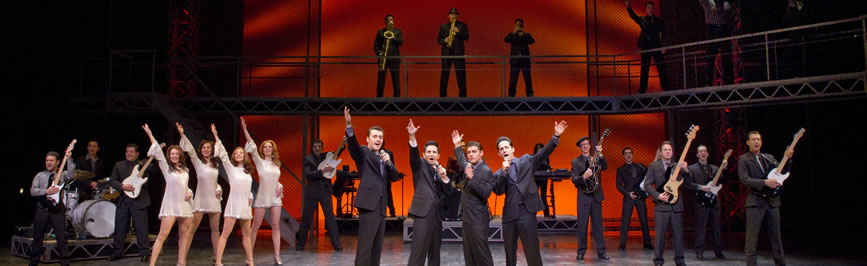 Jersey Boys Paris