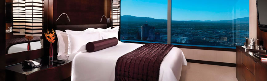 Vdara Two Story Two Bedroom Suite Design Ideas