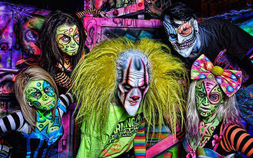 Las Vegas Halloween 2018 Weekend Parties, Shows & October Events