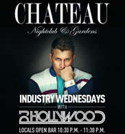 Chateau Industry Wednesday