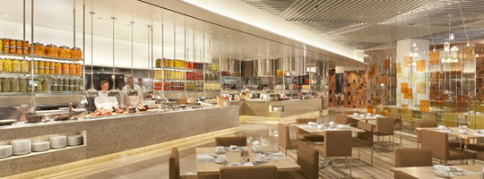 Bacchanal Buffet at Caesars