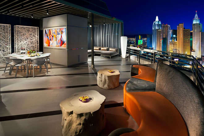 mgm terrace suite