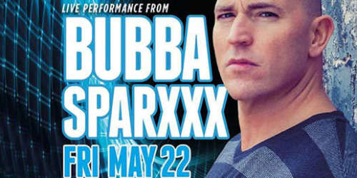 Bubba Sparxxx hustler strip club vegas