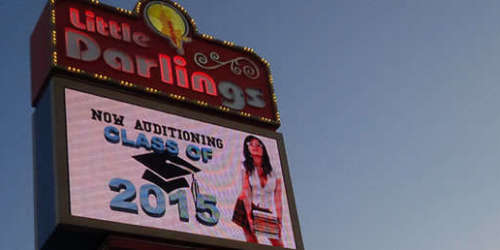 "little darlings strip club ""class of 2015"""