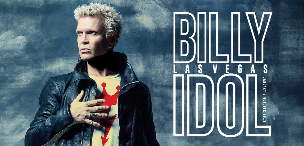 Billy Idol Las Vegas Residency